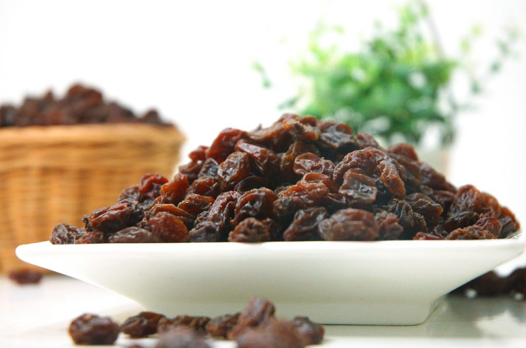 Raisin Amour d'ail