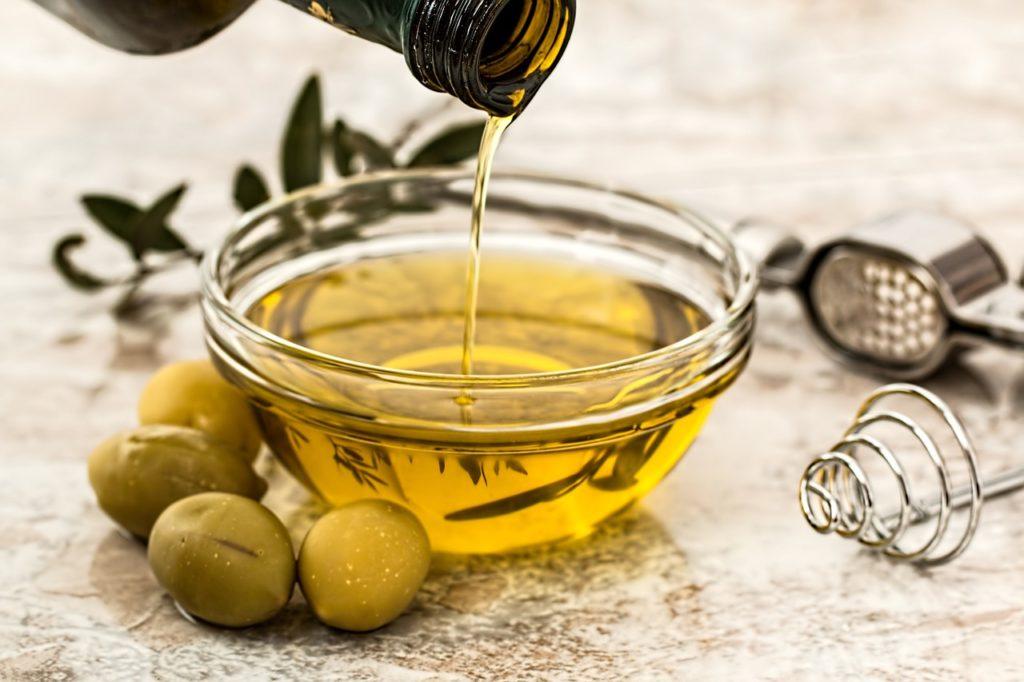 Huile d'olive vierge-extra Amour d'ail, pur jus de fruit