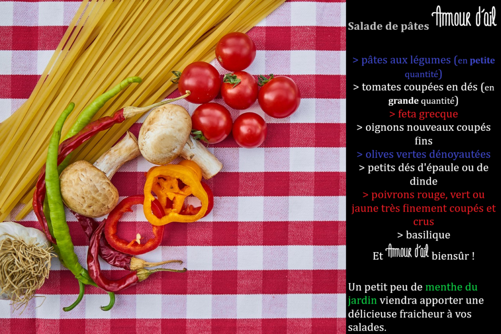 Amour d'ail recette simple 2