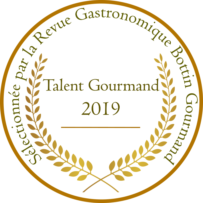 Amour d'ail Talent Gourmand 2019