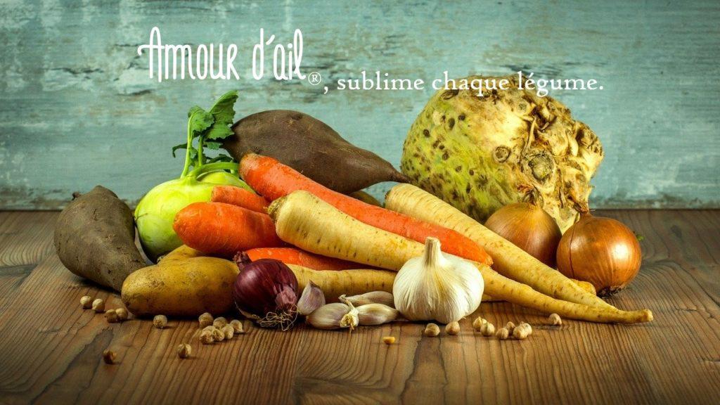 Sauce Amour d'ail, sublime chaque plat